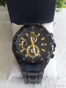 2020 New EFR550 EF-550RBSP-1A EF 550RBSP 550 Sport Chronograph Mens Watch 125 modèles disponibles Chronomètre Montre en acier plein