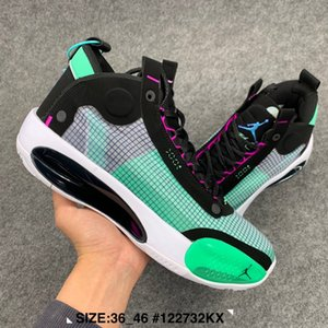 20ss Multicolor Menbasketball Shoes Men Designersport Shoes High Quality Sports Trainning Brandshoes Size 40-46 HQ 20022101W