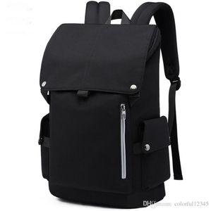 Sexy2019 Large Capacity Computer Usb Backpack Men's Travel Shoulder Laptop Student Bag