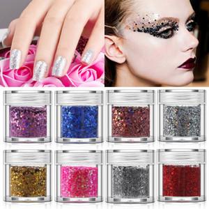 Belle femme ongles Glitter Paillettes Holographic fluorescent Divers 3D Nail Art Décoration bricolage Nail Paillettes @ 11