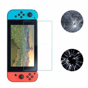 9H clair en verre trempé Screen Protector Film de protection Renforcé pour Nintendo Commutateur pour commutateur Lite Pas Retail Package