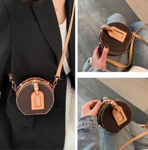 Designer bambini Crossbody alta qualità di lusso mini Cute Girl spalla sacchetto di modo Donne Borse Borse Stampa Bag Baby Girl