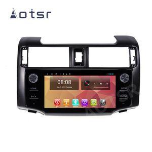 Android 9.0 Car DVD GPS Navigation Para Toyota 4Runner 2009-2017 Auto rádio Stereo unidade de cabeça Coche Multimedia