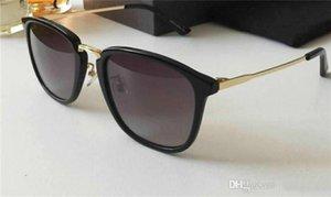 Luxury 0323 Солнцезащитные очки для мужчин Мода Дизайн 0232S Square Summer Style Full Frame верхнего качества Защита от ультрафиолетовых лучей смешанный цвет Come With Package
