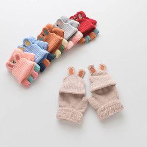 الشتاء الطفل قفازات الكرتون قفازات الأولاد قفازات الفتيات أصابع القفازات أطفال قفاز أطفال اكسسوارات A7472