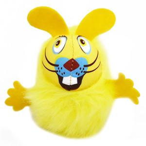 Neue nette lustige Maus Fat Cat Plüschtier Fat Canvas mit Katze Mint Catnip Mouse Toy Pet Spielzeug