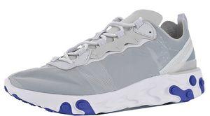 2020 Yeni Qiusneaker Erkek Koşu Ayakkabı Erkekler Sneakers Kadın Sneaker Kadın Eğitmenler Boys Atletik CHAUSSURES için Eleman Koşu Ayakkabı Tepki