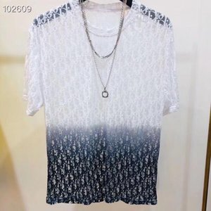 Womens Letter Hollow out Blouse Summer Fashion Short black white Sleeve Tops Sexy t Shirts for girl Party Streetwear hot Nightclub dress bar