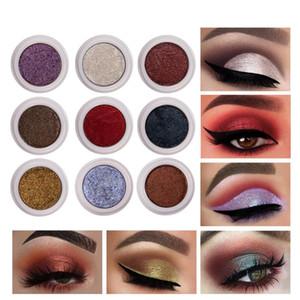 HANDAIYAN Glitter Eyeshadow Shimmer Shadow Single Color eye shadow Palette Waterproof Beauty Cosmetics