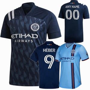 2020 2021 New York City FC Futebol LAMPARD PIRLO MEDINA Moralez MLS 20 21 homens de futebol e camisa dos miúdos