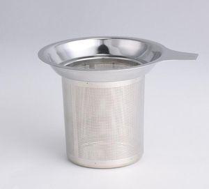 El nuevo llega el filtro de la hoja de té flojo del filtro del té del infusor del infusor del infusor del acero inoxidable nuevo DHL FEDEX libre