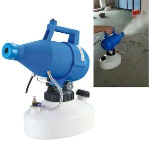 Luta 220V / 110V elétrica ULV Desinfecção pulverizador Máquina máquina Inseticida Atomizador ULV Fogger Fria nebulizador Ultra Baixo Volume Pulverizador