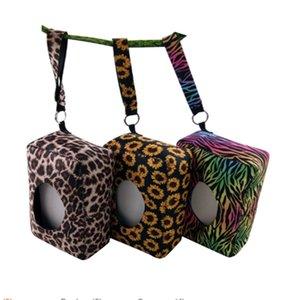 Lingettes néoprène humide distributeur Boîte écologique papier humide sac serviette extérieur Voyage bébé nouveau-né Enfants Wipe Sac Case Boîte LXL581BQ