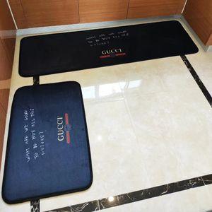 2020 Многоцелевой серия полосы коврик Nordic простого стиля кухня 2 комплекта для ванной комната 2 комплекта БАЛКОНА раздвижных двери кровати коврик коврик ванна кровати