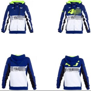 Yamaha Street Racer Motorcycle Suit Riding Suit Racing Sweater Fan Casual Jacket Hoodie