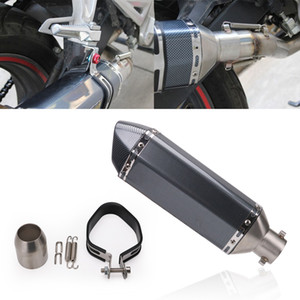Motocicleta Sliding-Luva Exhaust System Silenciador para a Kawasaki Ninja 400 Ninja Z40018-19 Tubo