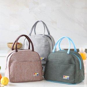 방수 천 핸드백 식품 우유 병 저장 절연 가방 점심 가방 유아 어린이 식품 따뜻한 열 가방 ZZA918
