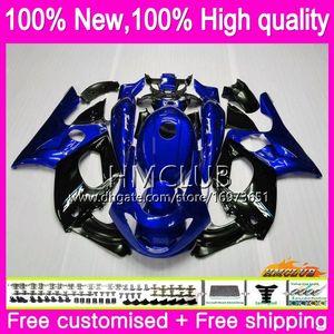 Corps YAMAHA Thundercat YZF600R 96 03 04 2005 2006 2007 Noir Bleu 79HM.119 YZF600R CC 1996 YZF 600R 2002 2003 2004 05 06 07 carénages