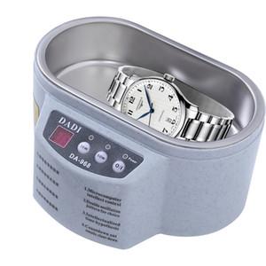 Mini Nettoyeur à ultrasons Bijoux Lunettes Circuit Board Machine de nettoyage à ultrasons Nettoyeur intelligent de contrôle de bain