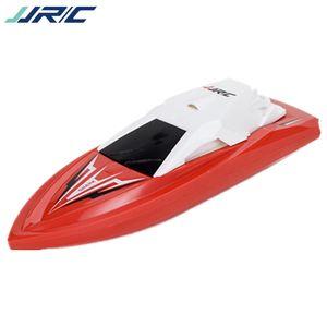 JJRC ST Пульт дистанционного управления Моторная лодка Электрические игрушки, Гидроциклы модель, Обильные мощность High Speed, Long Endurance, Party Christmas Kid»День подарков