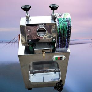 Otomatik Şeker kamışı Sıkacağı Makinesi / şeker kamışı suyu makinesi / şeker kamışı kırıcı makine / Ticari şeker çıkarıcı 220V