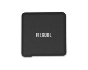Mecool KM1 ATV Amlogic S905x3 Android 9.0 Tv box 4GB RAM 32 GB 64 GB ROM WiFi 4K HD Google Set di certificazione certificato