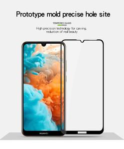 Для Huawei Y9 премьер 2019 Full Cover Закаленное стекло экрана пленки защиты экрана протектор экрана фильмов