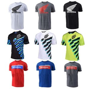 2020 Hot Sale New TLD Downhill Summer Short Sleeve Cycling Jersey Top KTM Off-road Racing T-shirt Breathable and Quick-dry