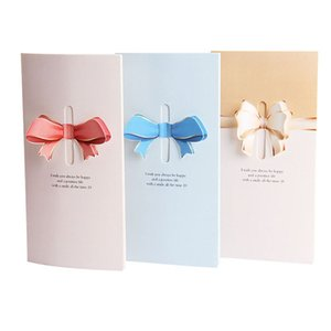 New Hollow Retro DIY Greeting Card Creative Chinese Festival Celebration Blessing Gift Card Wedding Birthday Invitation