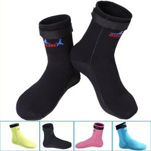 Wetsuits2020 NEW неопрена 3мм Swim носки воды Носок Westsuit Boots обувь черный и розовый Размер 33 до 45