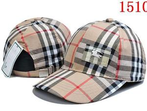 2019 Yaz Yeni casual erkek tasarımcı şapkalar ayarlanabilir beyzbol kapaklar lüks lady moda polo şapka kemik trucker casquette kadınlar gorras topu kap