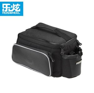2020 Bike trunk bag ROSWHEEL bicycle Pannier bags rear rack pack mtb cycling bags bycicle accessories Free Shipping