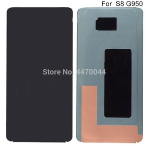10pc Original New Voltar Tela de fita adesiva LCD Glue ETIQUETA para Samsung Galaxy S8 S9 S10 Além disso S10E Nota 8 9 S7 Borda substituição