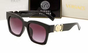 2019Fashion Classic Luxury Evidence Sunglasses Retro Vintage Men Designer Eyewear Women Occhiali da sole UV400 lens Unisex Top Quality con op