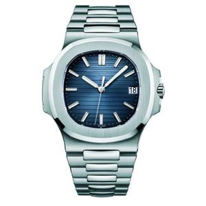 جودة الأزياء reloj de lujo الرجال الأوتوماتيكية الميكانيكية جودة الفولاذ المقاوم للصدأ المواد الرجال الرياضة الأزياء الآلات 5ATM مضيئة