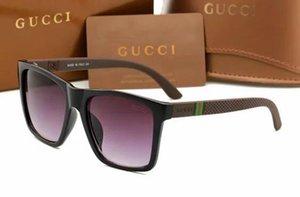 Высокое качество Классические Пилотные Солнцезащитные очки от дизайнеров Марка Mens женщин солнцезащитные очки очки металла Стеклянные линзы 2248