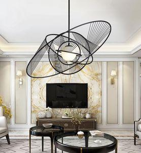 Moderno LED Macaron lámpara de madera loft accesorios de iluminación luces nórdicas dormitorio iluminación de la sala suspendida lámpara