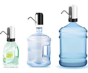 USB di ricarica della pompa automatica di acqua elettrico da 5 galloni di acqua barilotto Dispenser acqua portatile elettrico bottiglia interruttore Bicchieri strumento GGA2900