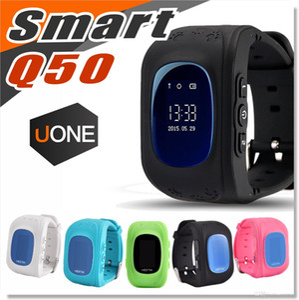 Q50 Kids GPS Tracker Children Smart Watch Phone SIM Quad Band GSM Safe SOS Call PK Q80 Q90 Smartwatch For Android phone
