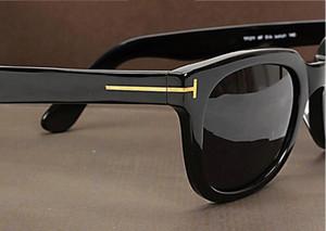 최고 qualtiy 새로운 패션 (211 개) 톰 선글라스 남성 여성 에리카 안경 포드 디자이너 브랜드 태양 안경 저렴한 여자 사랑 선글라스