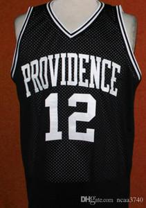Personalizzato uomini giovani donne # 12 Dio Shammgod Providencee College Basketball Jersey Taglia S-4XL o personalizzato qualsiasi nome o numero jersey