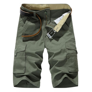 27-40 Designer Men's Half Pants Summer Solid Color with Pocket Decoration Zipper Opening Shorts Men's Casual Shorts