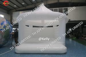 белый цвет надувная свадьба вышибала коммерческие прочный надувные свадьбы Надувной замок дешевый надувной воздушный вышибала для продажи