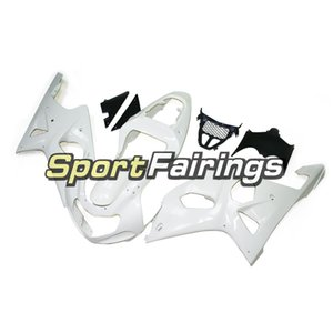 Full Motorcycle Fairings Kit For Suzuki GSXR1000 2003 2004 GSX-R1000 K3 03 04 Injection ABS Plastic Sportbik Bodywork Unpainted