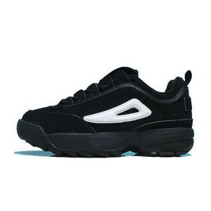 2019 Designer Disruptors Triple white black grey pink Women men special section sports sneaker increased Jogging running shoes 36-44 ct10