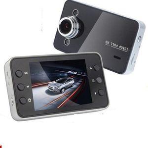 K6000 سيارة DVR كامل 1080p HD مسجل فيديو لوحة كاميرا LED للرؤية الليلية فيديو Registrator داش كاميرا سيارة DVR KKA6813