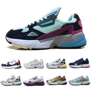 Neue Ankunft Falcon W Laufschuhe Für Frauen Männer Hochwertige Falcon Schuhe Designer Turnschuhe Originale Joggen Im Freien Größe 36-45