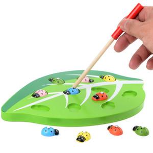 유아 교육 나무 자기 트 랩핑 게임 아기 퍼즐 데스크탑 부모-자식 대화 형 장난감