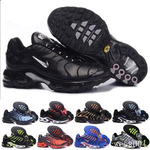 Toptan 2019 TN erkek Ayakkabı yeni siyah beyaz kırmızı hava TN artı Ultra Spor Ayakkabı ucuz TN Requin moda gündelik Ayakkabı HJ-UT7