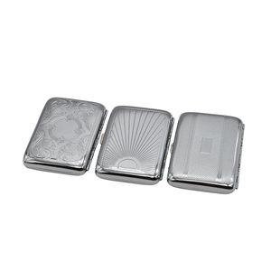 69 * 19mm 금속 담배 케이스 16 팩 상자 생 철판 컨테이너 저항하지 쉽게 변형 흡연 액세서리 가을 5 5XB E2